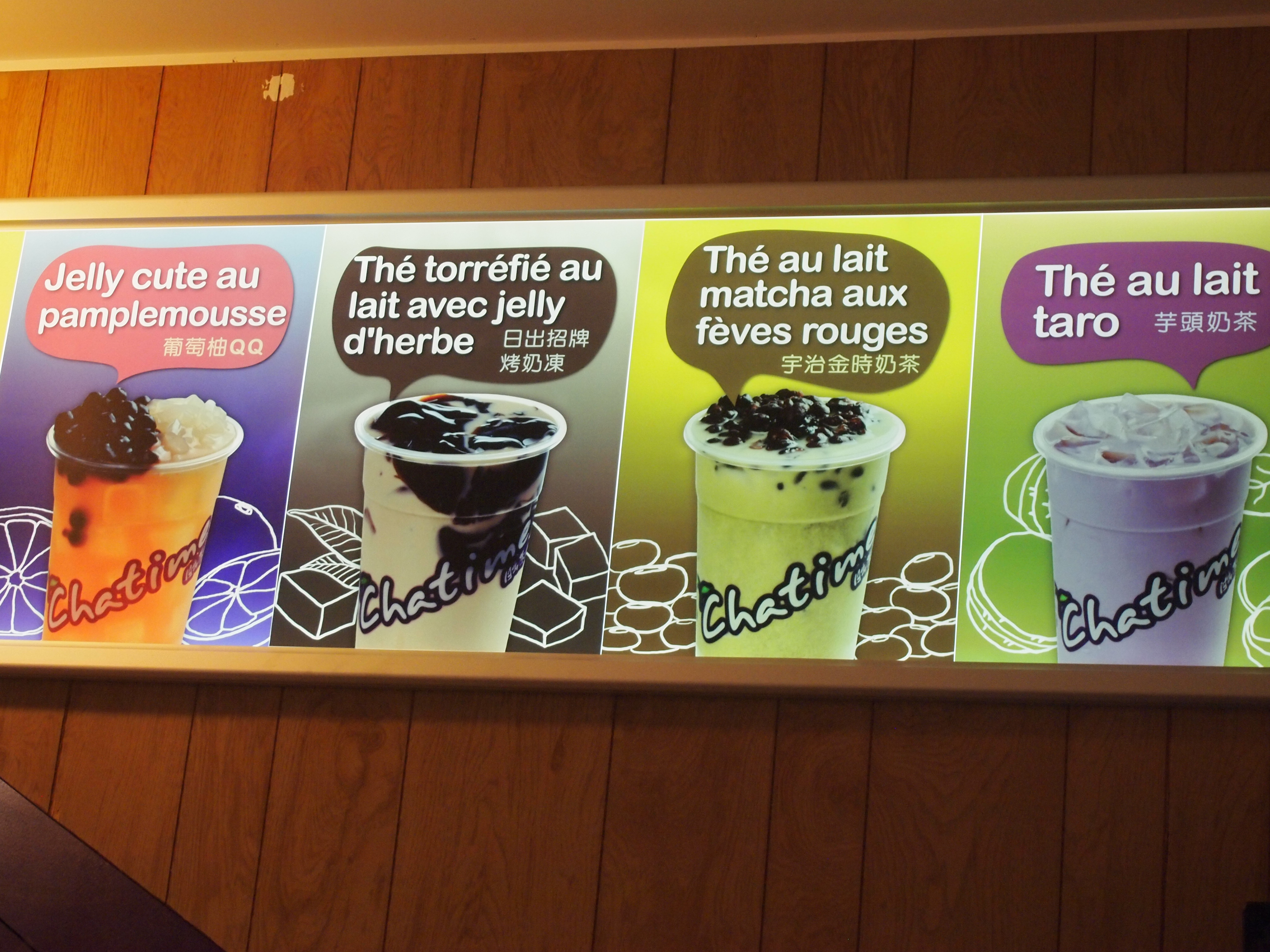 Chatime herbal tea - Chatime It S Not Just A Bubble Tea