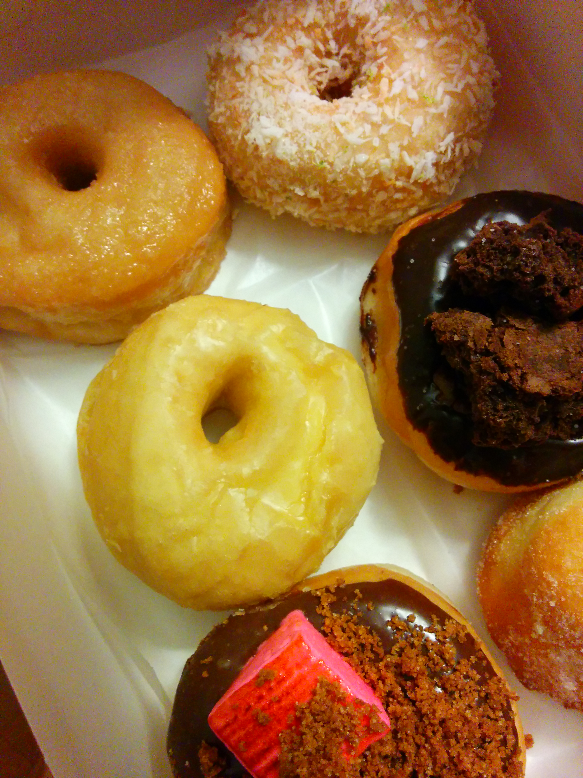 Leche Desserts: Where can you have your best donut?
