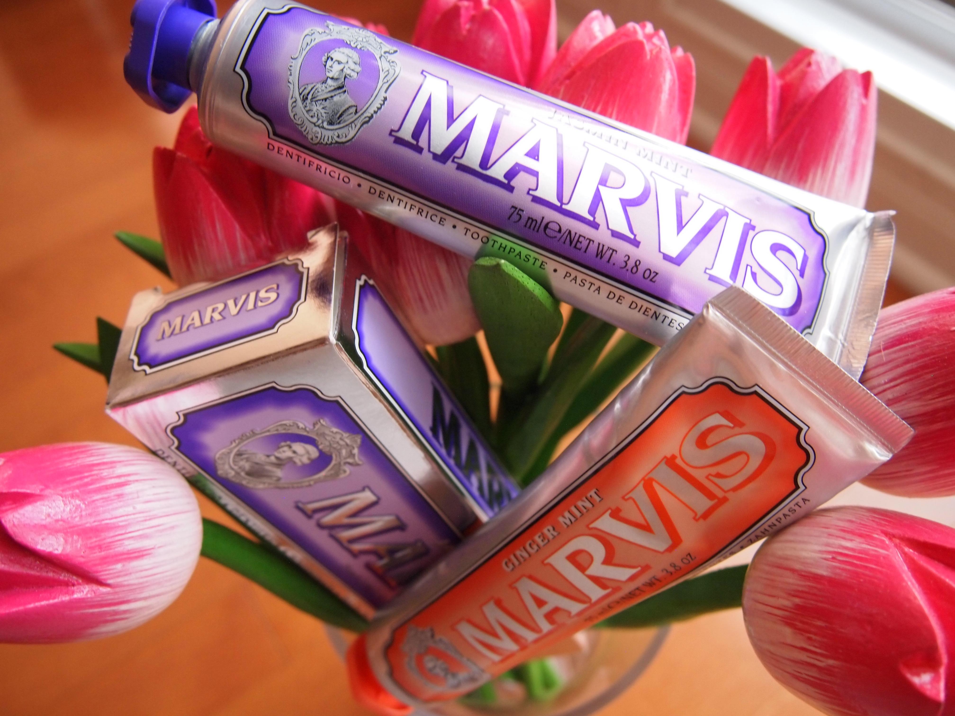 Marvis: Brushing teeth is stylish now