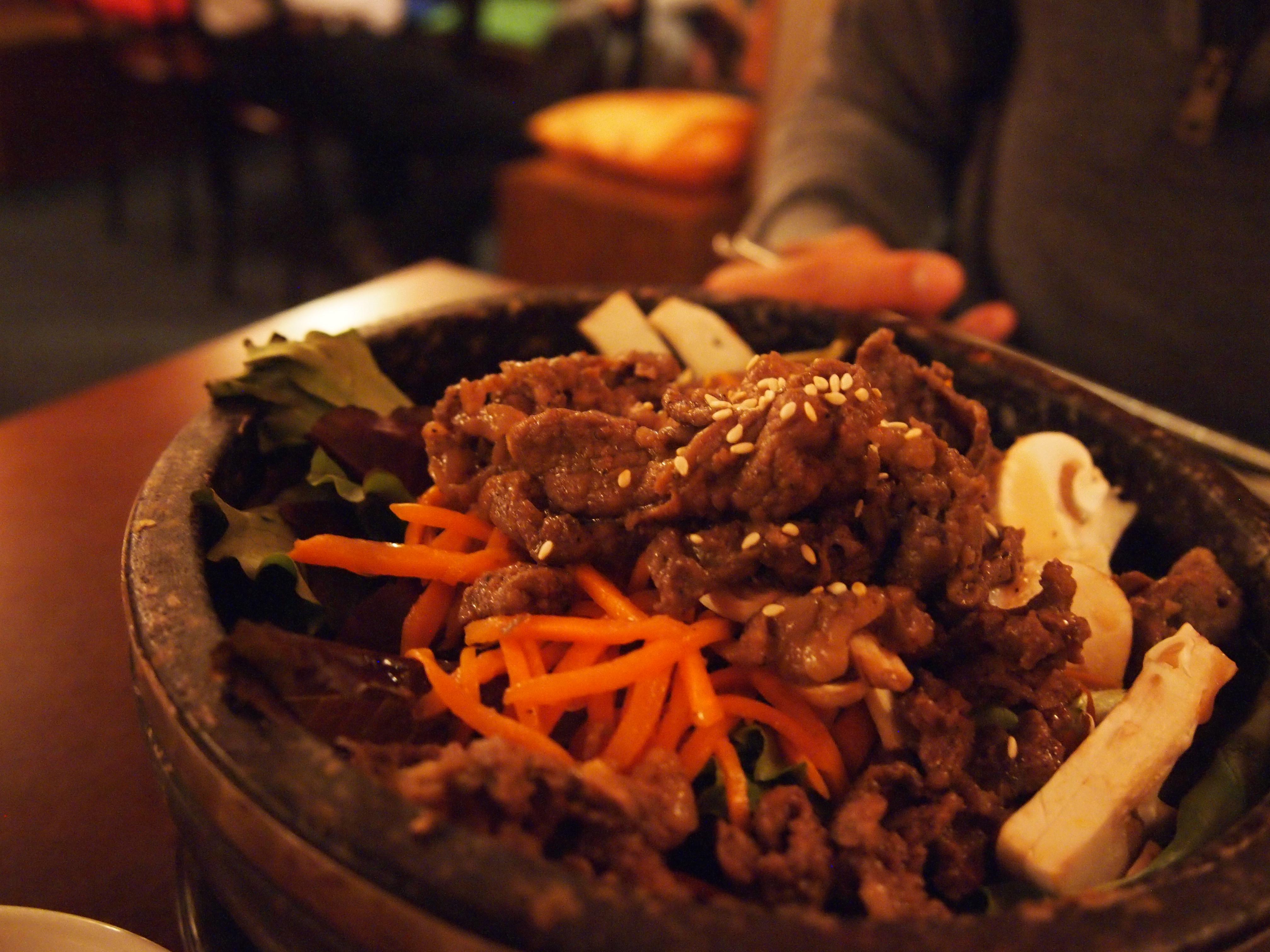 Maison de Seoul : My favorite bimbibap